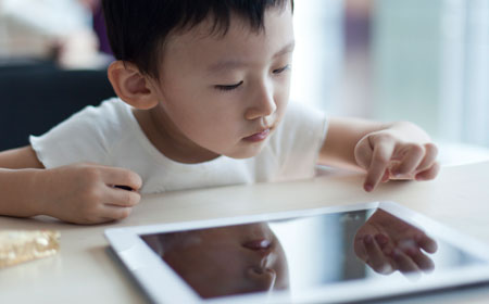 iPad Apps for Child Education